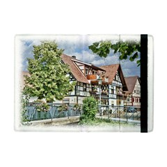 Homes Building Apple Ipad Mini Flip Case