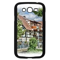 Homes Building Samsung Galaxy Grand Duos I9082 Case (black)