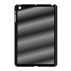 Ornament Stucco Close Pattern Art Apple Ipad Mini Case (black)