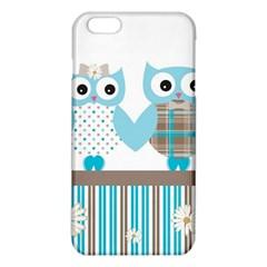 Owl Animal Daisy Flower Stripes Iphone 6 Plus/6s Plus Tpu Case by Sapixe