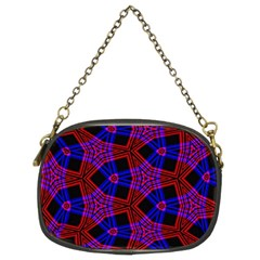 Pattern Abstract Wallpaper Art Chain Purses (two Sides)