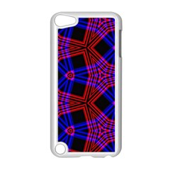 Pattern Abstract Wallpaper Art Apple Ipod Touch 5 Case (white)