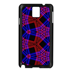 Pattern Abstract Wallpaper Art Samsung Galaxy Note 3 N9005 Case (black)