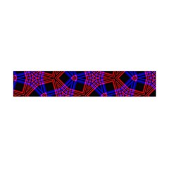 Pattern Abstract Wallpaper Art Flano Scarf (mini)