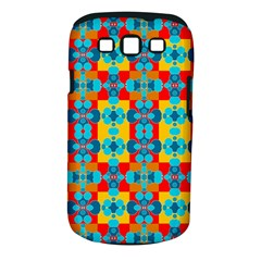 Pop Art Abstract Design Pattern Samsung Galaxy S Iii Classic Hardshell Case (pc+silicone)