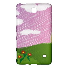 Pine Trees Trees Sunrise Sunset Samsung Galaxy Tab 4 (8 ) Hardshell Case