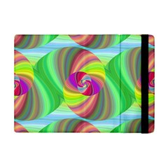 Seamless Pattern Twirl Spiral Ipad Mini 2 Flip Cases