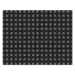 Kaleidoscope Seamless Pattern Rectangular Jigsaw Puzzl