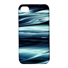 Texture Fractal Frax Hd Mathematics Apple Iphone 4/4s Hardshell Case With Stand