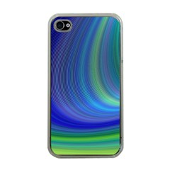 Space Design Abstract Sky Storm Apple Iphone 4 Case (clear)