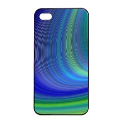 Space Design Abstract Sky Storm Apple Iphone 4/4s Seamless Case (black)