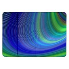 Space Design Abstract Sky Storm Samsung Galaxy Tab 8 9  P7300 Flip Case