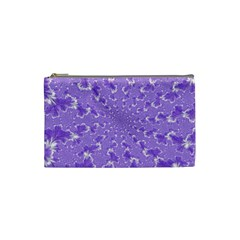 Wallpaper Mandelbrot Desktop Art Cosmetic Bag (small)