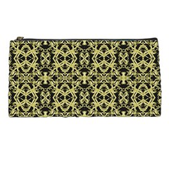 Golden Ornate Intricate Pattern Pencil Cases