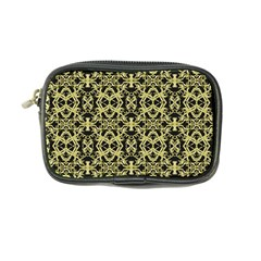 Golden Ornate Intricate Pattern Coin Purse