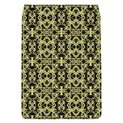 Golden Ornate Intricate Pattern Flap Covers (l)