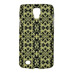 Golden Ornate Intricate Pattern Galaxy S4 Active