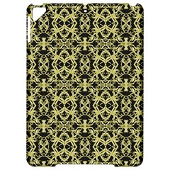 Golden Ornate Intricate Pattern Apple Ipad Pro 9 7   Hardshell Case