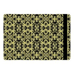 Golden Ornate Intricate Pattern Apple Ipad Pro 10 5   Flip Case