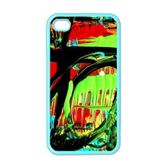 Quiet Place Apple Iphone 4 Case (color)