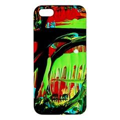 Quiet Place Apple Iphone 5 Premium Hardshell Case by bestdesignintheworld