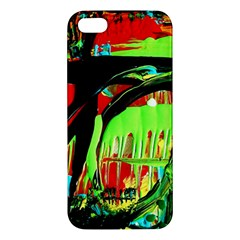 Quiet Place Apple Iphone 5 Premium Hardshell Case