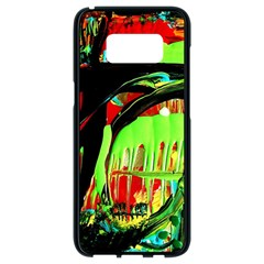 Quiet Place Samsung Galaxy S8 Black Seamless Case