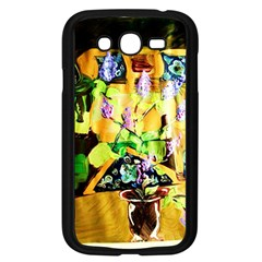 Lilac On A Counter Top 1 Samsung Galaxy Grand Duos I9082 Case (black)