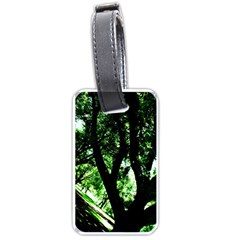 Hot Day In Dallas 28 Luggage Tags (one Side)