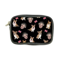 Queen Elizabeth s Corgis Pattern Coin Purse