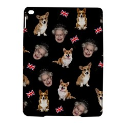 Queen Elizabeth s Corgis Pattern Ipad Air 2 Hardshell Cases