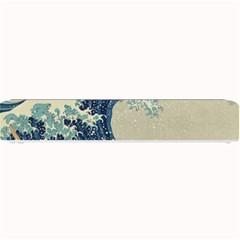 The Classic Japanese Great Wave Off Kanagawa By Hokusai Small Bar Mats by PodArtist