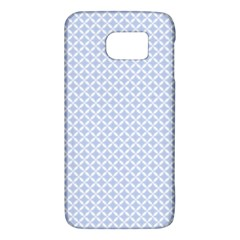 Alice Blue Hearts In An English Country Garden Galaxy S6 by PodArtist