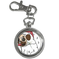 Pug Unicorn Dog Animal Puppy Key Chain Watches