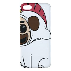 Pug Unicorn Dog Animal Puppy Apple Iphone 5 Premium Hardshell Case
