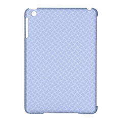 Alice Blue Mini Footpath In English Country Garden  Apple Ipad Mini Hardshell Case (compatible With Smart Cover)