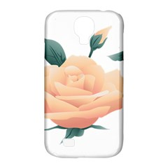 Rose Flower Nature Floral Summer Samsung Galaxy S4 Classic Hardshell Case (pc+silicone)