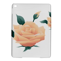 Rose Flower Nature Floral Summer Ipad Air 2 Hardshell Cases by Sapixe