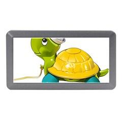 Turtle Sea Turtle Leatherback Turtle Memory Card Reader (mini)