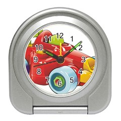 Car Vehicle Racing Car Formula Travel Alarm Clocks by Sapixe