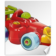 Car Vehicle Racing Car Formula Canvas 20  X 24