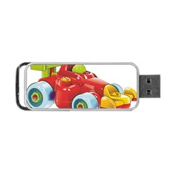 Car Vehicle Racing Car Formula Portable Usb Flash (two Sides)