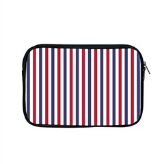 Usa Flag Red White And Flag Blue Wide Stripes Apple Macbook Pro 15  Zipper Case by PodArtist