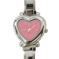 72244985 Heart Italian Charm Watch by PodArtist