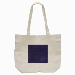 Usa Flag White Stars On Flag Blue Tote Bag (cream)