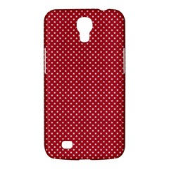 Usa Flag White Stars On Flag Red Samsung Galaxy Mega 6 3  I9200 Hardshell Case by PodArtist