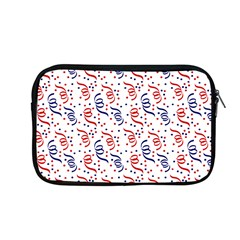 Red White And Blue Usa/uk/france Colored Party Streamers Apple Macbook Pro 13  Zipper Case