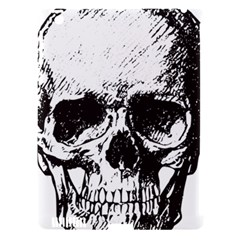 Skull Vintage Old Horror Macabre Apple Ipad 3/4 Hardshell Case (compatible With Smart Cover) by Sapixe
