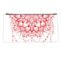 Mandala Pretty Design Pattern Pencil Cases by Sapixe