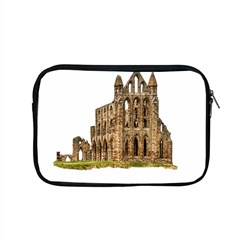 Ruin Monastery Abbey Gothic Whitby Apple Macbook Pro 15  Zipper Case by Sapixe